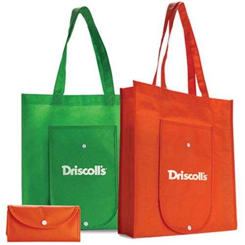 Foldable shopping bags/Folding tote bag